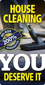 MTFY Housecleaning – You Deserve it