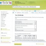 MTFY Free on-line estimates
